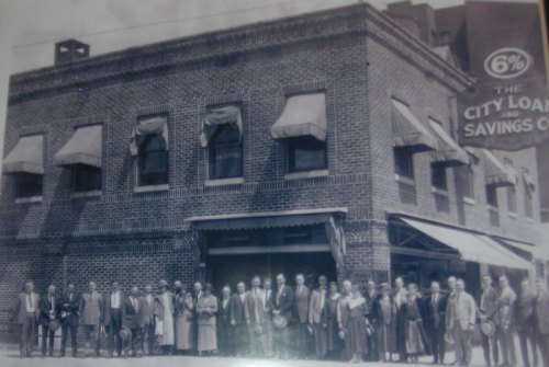 1923 picture of our building