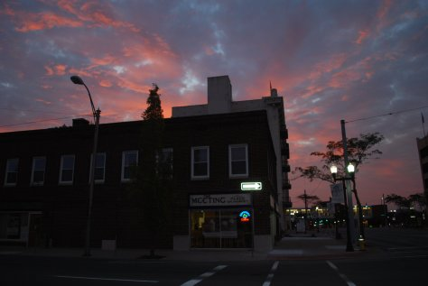 Our Building Now (photo by Stephanie Turner)