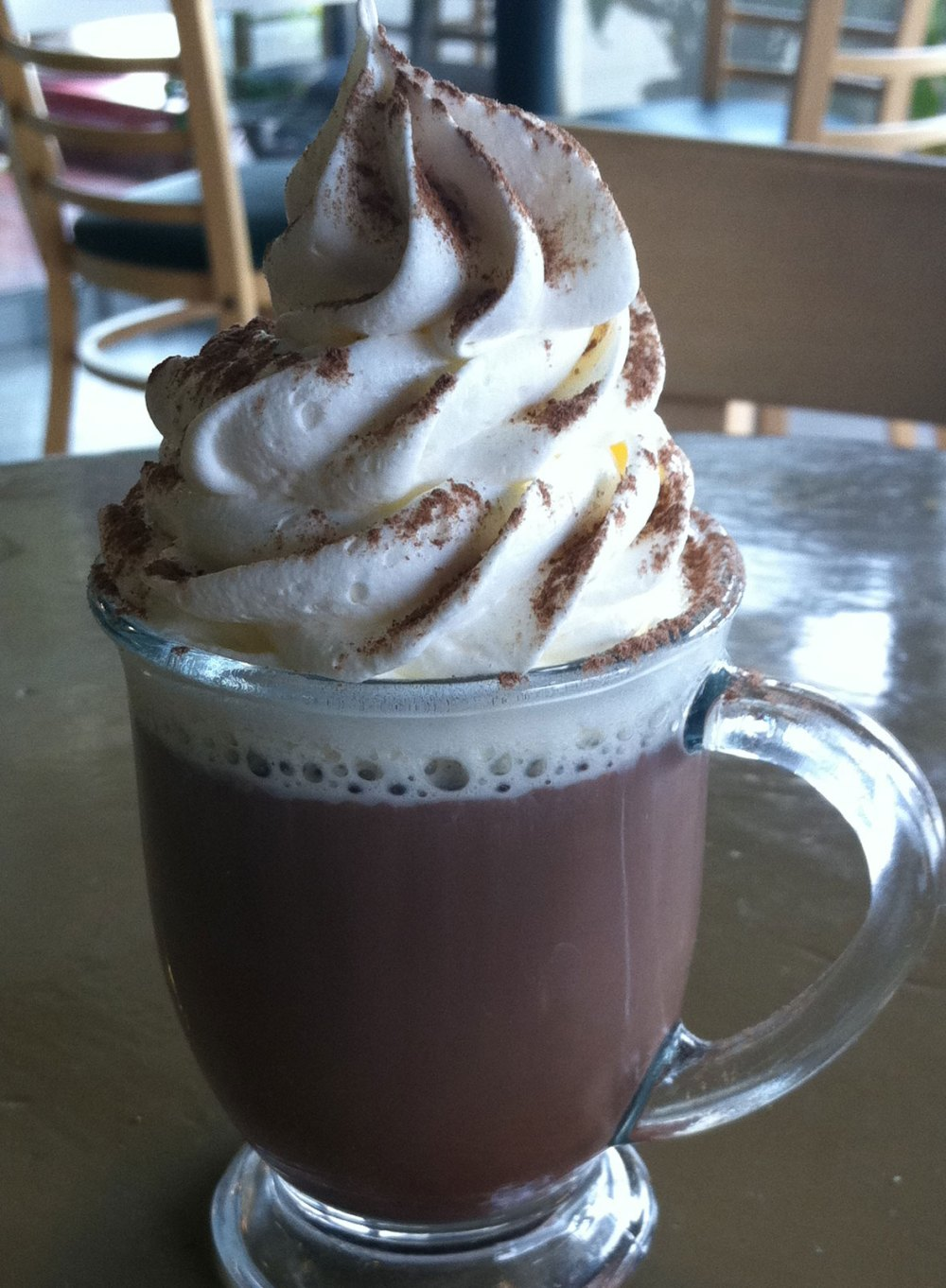 Mocha at The Meeting Place on Market