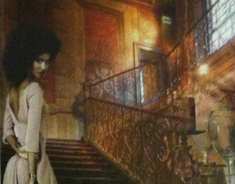 Rhapsody, graphic art by Toni Beener